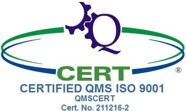 Σύστημα Διαχείρισης Ποιότητας, σύμφωνο με το Πρότυπο ΕΛΟΤ ΕΝ ISO 9001:2008